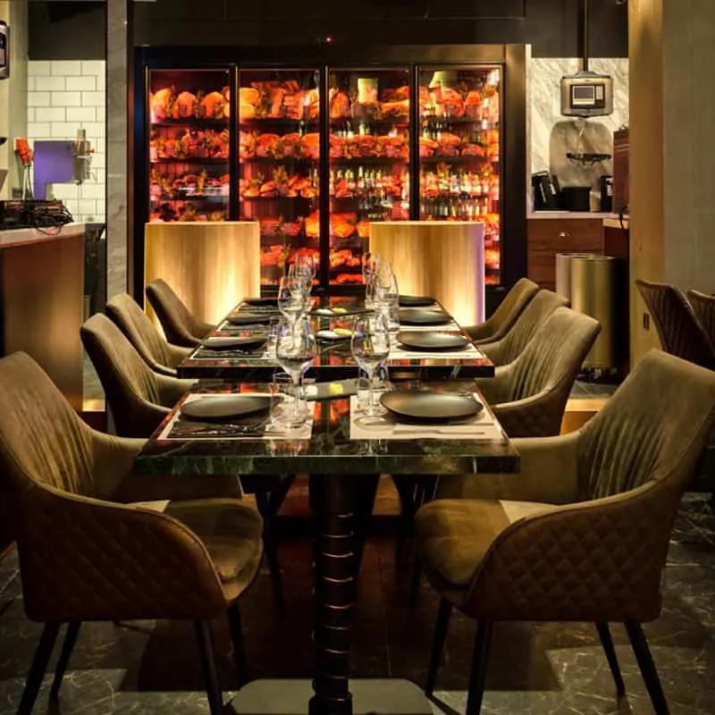 Richmond - Business Interior - Restaurant